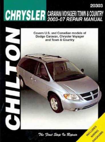 Chrysler Caravanvoyager And Town & Country Chilton Repair Manual 2003-2007