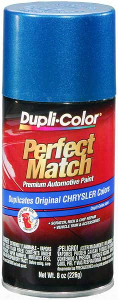 Chrysler - Dodge - Jeep Intense Blue Pearl Auto Spray Paint - Pb3 1998-2013