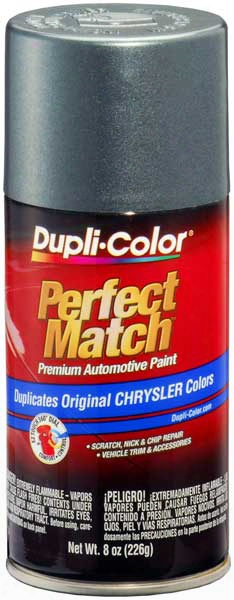 Chrysler - Dodge - Jeep Magnesi Um Pearl Auto Spray Paint - Bpk Ppk 2004-2007