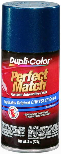 Chrysler - Dodge - Jeep Metallic Spruce Auto Spray Paint - Ppe Rfe 1994-1997