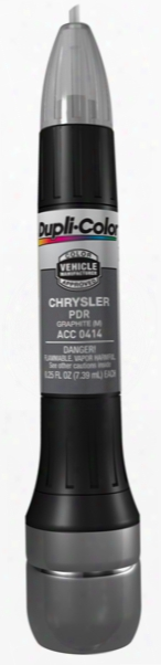 Chrysler Metallic Graphite All-in-1 Scratch Fix Pen - Pdr 2002-2010
