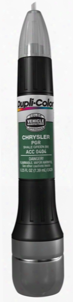 Chrysler Metallic Shale Green All-in-1 Scratch Fix Pen - Pgr 2000-2005