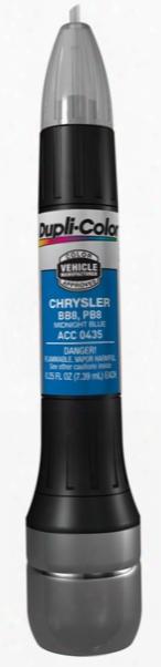 Chrysler Midnight Blue All-in-1 Scratch Fix Pen - Bb8 Pb8 1990-2012