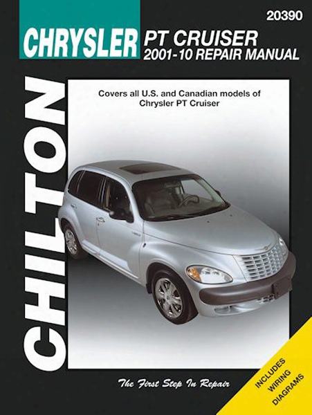 Chrysler Pt Cruiser Chilton Manual 2001-2010