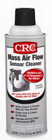 Crc Mass Air Flow Sensor Cleaner 11 Oz.