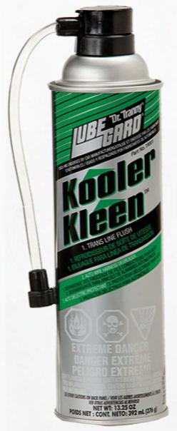 Dr. Tranny Kooler Kleen Transmission Line Flush Cleaner 13 Oz
