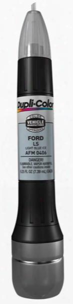 Ford & Mazda Light Blue Ice All-in-1 Scratch Fix Pen - Ls 2002-2014