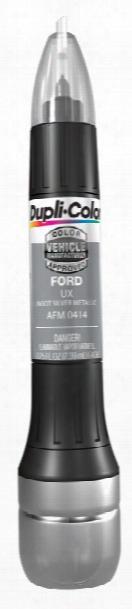 Ford & Mazda Metallic Ingot Silver All-in-1 Scratch Fix Pen - Ux 2010-2016
