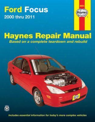 Ford Focus Haynes Repair Manual 2000-2011