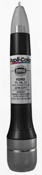 Ford Metallic Light Charcoal All-in -1 Scratch Fix Pen - Ty Z3 2010-2013