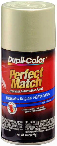 Ford/lincoln Metallic Gold Ash Auto Spray Paint - C2 2003-2007