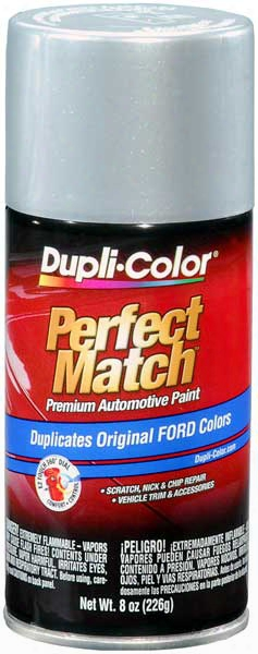 Ford/lincoln Metallic Silver Auto Spray Paint - J 1g 1974-1983