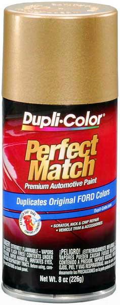 Ford/lincoln Metallic Sunburst Gold Auto Spray Paint - Bp 2000-2001