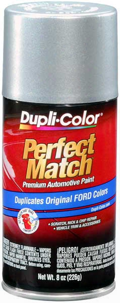 Ford/lincoln/gulfstream/mazda Metallic Silver Charcoal Auto Spray Paint - 1q 9z D1 Yn 1983-2011