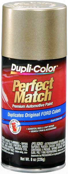 Ford/lincoln/mazda Harvest Gold Auto Spray Paint - B2 1999-2004