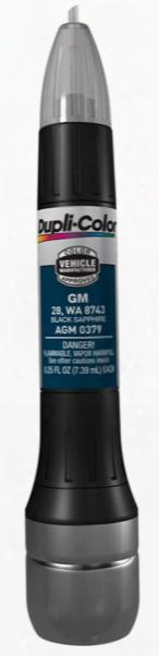 Gm Black Sapphire All-in-1 Scratch Fix Pen - 28 8743 1991-2004
