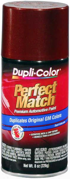Gm Dark Metallic Dark Toreador Auto Spray Paint - 51 1997-2005