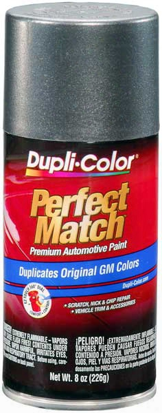 Gm Medium Gray Auto Spray Paint - 15 1985-1991