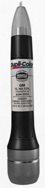 Gm Metallic Cashmere All-in-1 Scratch Fix Pen - 929l 15 2004-2013