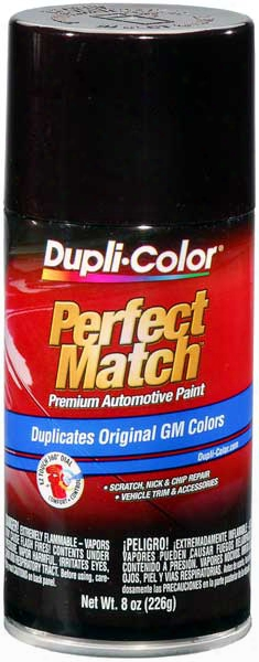 Gm Metallic Dark Cherry Auto Spray Paint -77 1993-2006