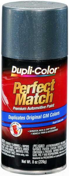 Gm Metallic Gunmetal Auto Spray Paint - 83 1985-1996