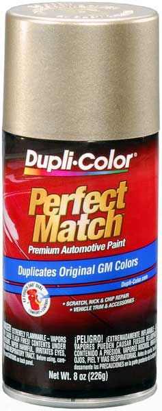 Gm Metallic Light Driftwood Auto Spray Paint - 33 1993-2006