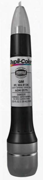 Gm Metallic Light Spiral Gray All-in-1 Scratch Fix Pen - 89 813k 2003-2005