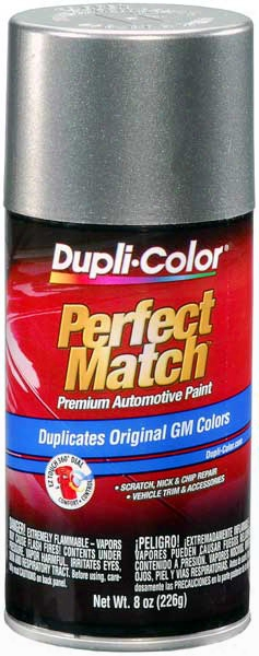 Gm Metallic Medium Marblehead Auto Spray Paint - 3 1995-1999