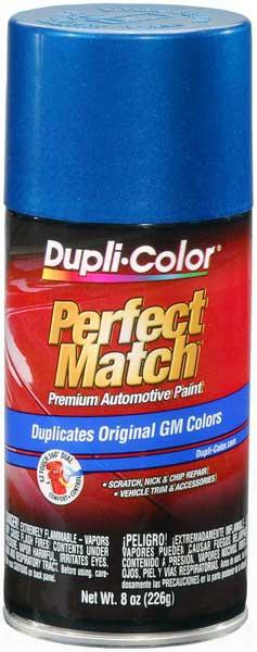 Gm Metallic Medium Quasar Auto Spray Paint - 80 1990-1993