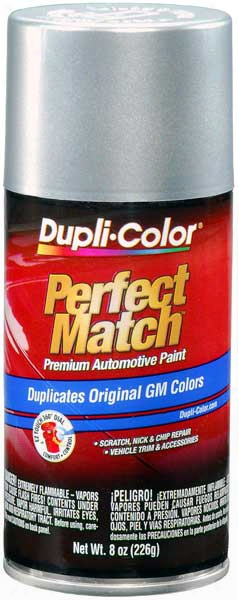 Gm Metallic Silver Auto Spray Paint - 12 12c 13 13s 1985-2000