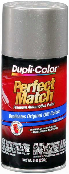 Gm/hummer/saturn Metallic Pewter Auto Spray Paint - 11 1999-2007
