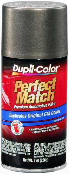 Gm/saturn Metallic Dark Bronzemist Auto Spray Paint -8p4 1999-2005