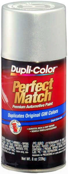 Gm/saturn Metallic Galaxy Silver Auto Spray Paint - 12 1999-2006