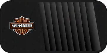 Harley Davidson Cd Visor Organizer