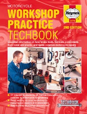 Haynes Motorcycle Workshop Practice Techbook 2nd Edition