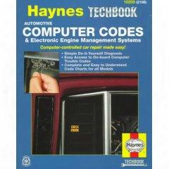 Haynes Techbook Automotive Computer Codes