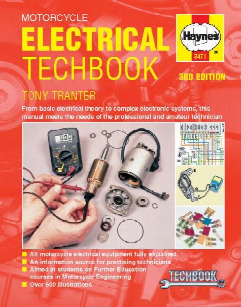 Haynes Techbook Motorcycle Electrical Manual