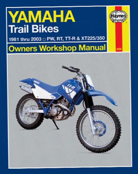 Haynes Yamaha Trail Bikes 1981-2003