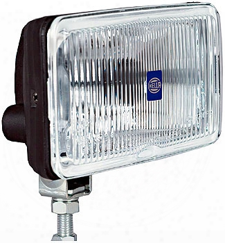Hella 550 High Performance Rectangular Driving Lamps