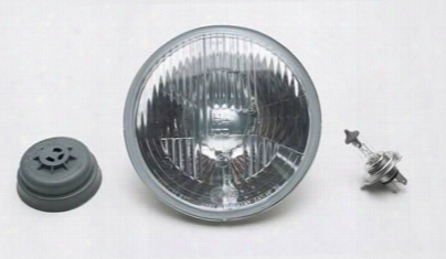 Hella Halogen European-styled Headlamps - Off-road Use Only