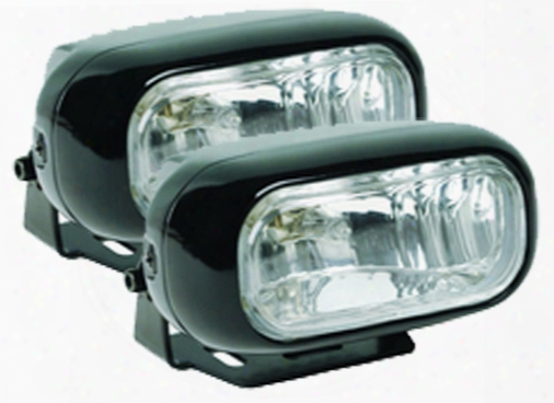 Hella Optilux 1450 Rectangular Fog Lamp Kit