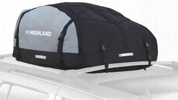 Highland 15 Cu. Ft. Karpak Weather Resistant Expandable Car Top Carrier
