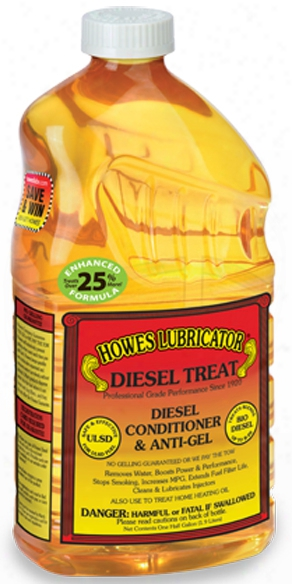 Howes Diesel Treatment With Anti-gel Gallon