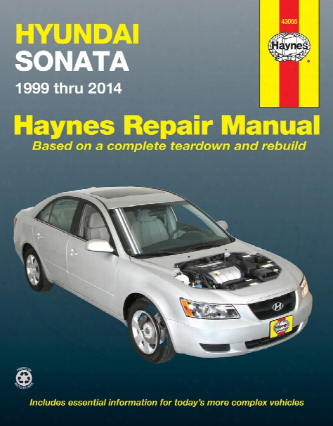 Hyundai Sonata Haynes Repair Manual 1999-2014