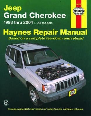 Jeep Grand Cherokee Haynes Repair Manual 1993-2004