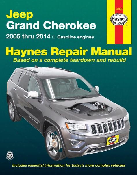 Jeep Grand Cherokee Haynes Repair Manual 2005-2014