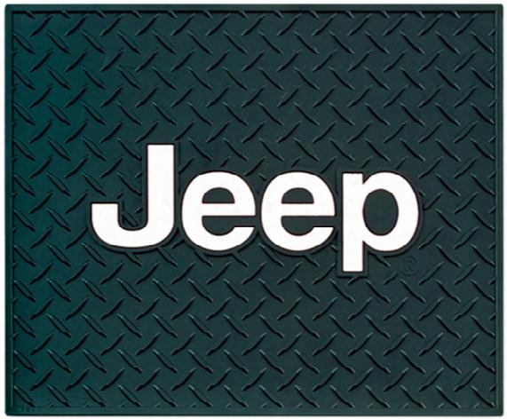 Jeep Logo Utility Mat