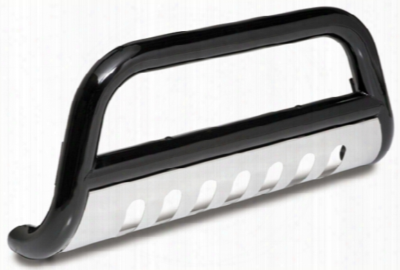 "Jeep Wrangler Jk 3"" Black Powder Coated Bull Bar 2007-2014"