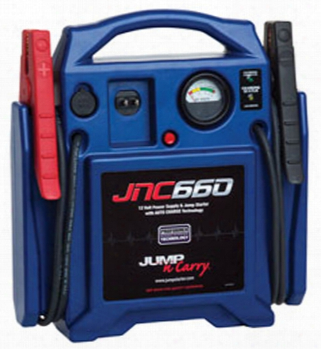 Jump-n-carry 660 Pro Jump Starter