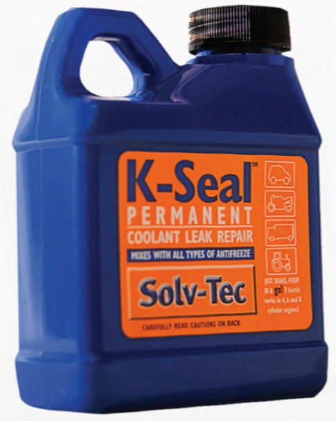 K-seal Cooling System Sealant 8 Oz.